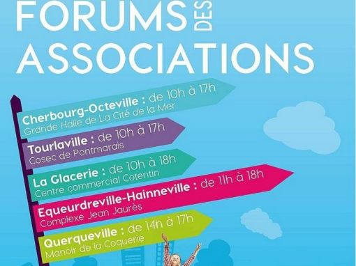 Forum des associations – Cherbourg en Cotentin