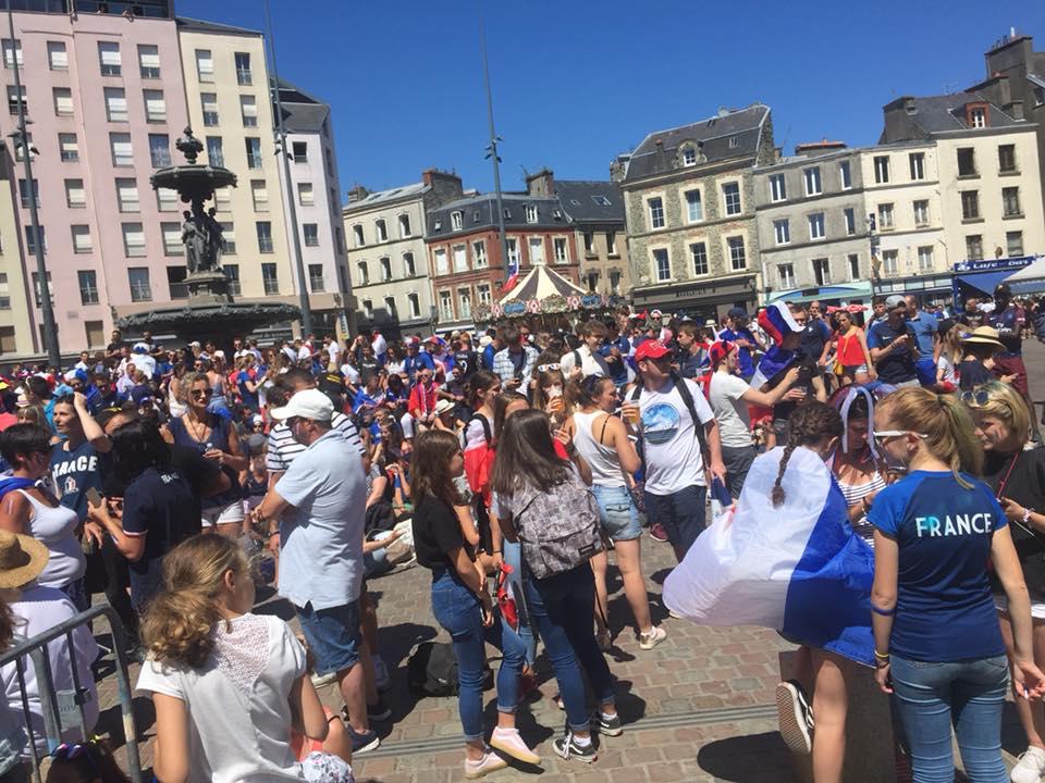 Finale coupe du Monde – Cherbourg en Cotentin